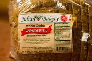 "Julian Bakery, ""Wonderful"" (soy free and dairy free)"
