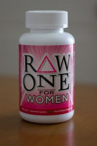 RAW ONE for Women is a great soy-free multivitamin