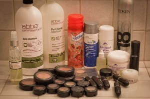 The soy-laced cosmetics I've been using for years
