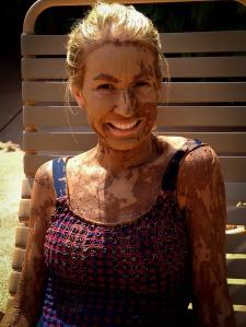 Mud Bathing