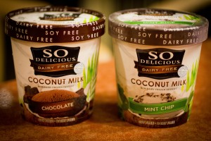 """So Delicious"" Coconut Milk No-Dairy Frozen Desert"