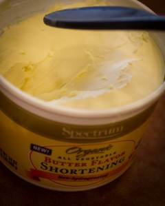 Spectrum Butter Flavor Shortening (Palm Oil)