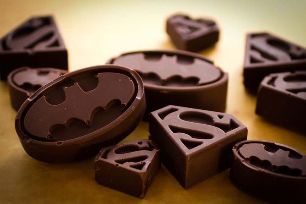 Superhero Chocolates (1/6)