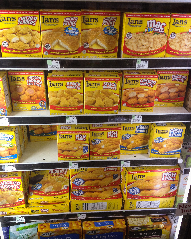 Whole Foods Frozen Fish Sticks