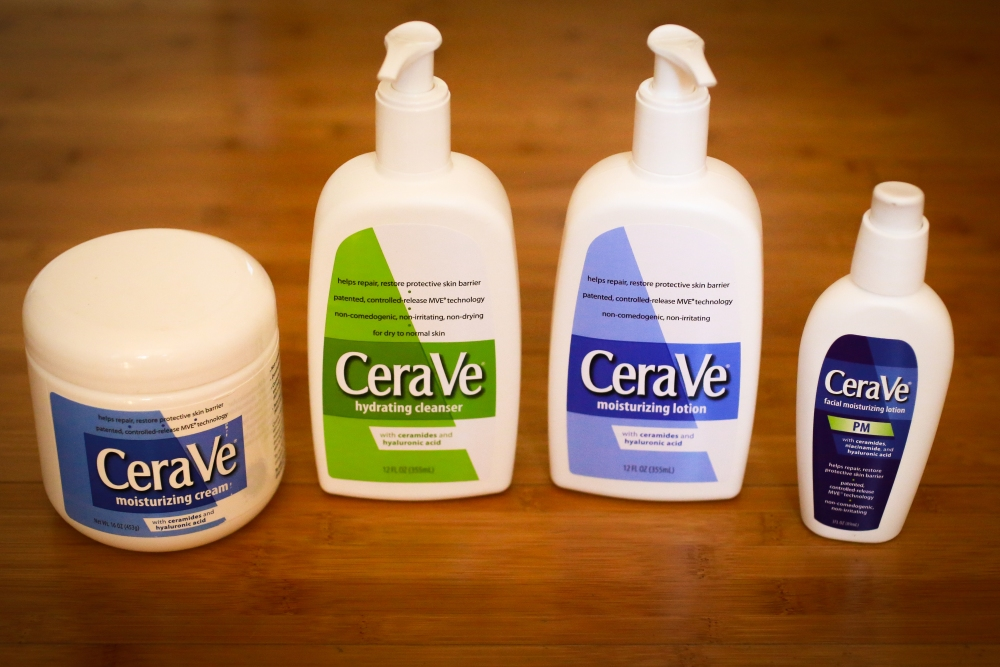 CeraVe Skincare Line is Soy-Free/Easily Make Your Own Liquid Foundation Using Mineral Makeup